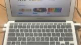 저의 애플 1호 2012 mid 맥북 에어입니다