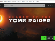 Shadow of the Tomb Raider STEAM DD $43.19