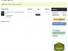 Final Fantasy XV (STEAM) $17.94