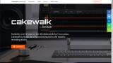 Cakewalk 무료 DAW