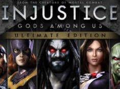 Injustice: Gods Among Us Ultimate_Edition