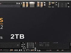 삼성 970 EVO Plus SSD 2TB - M.2 NVMe