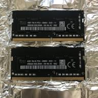 SK 노트북 DDR4-2666 단면